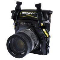 DICAPAC WP-S5 100% Waterproof Underwater case for Small DSLR Cameras