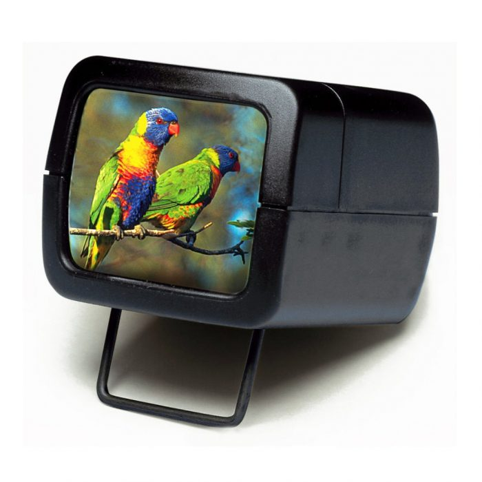 Professional Slide Viewer 2X Magnification