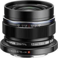 Olympus 12mm f2.0 lens