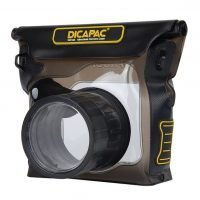 DICAPAC Waterproof Case WP-S3 For Mirrorless Cameras