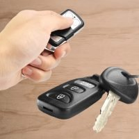 Replacement Batteries for Car Keys and Garage Remotes