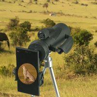 Telescope Camera Smartphone Adapter
