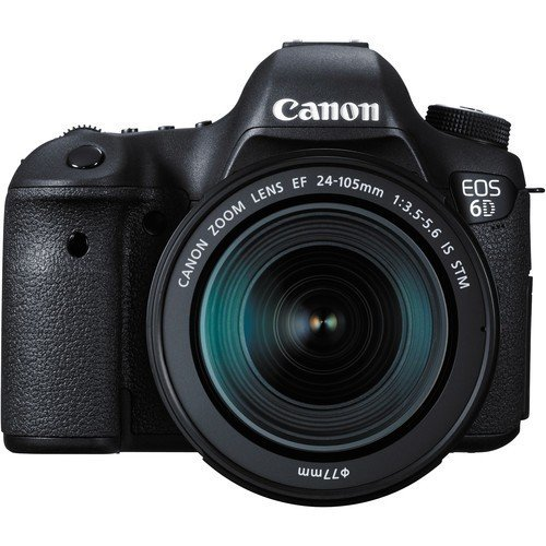 Canon EOS 6D Mark II with 24-105mm f3.5-5.6 STM Lens