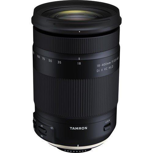 TAMRON 18-400mm f3.5-6.3 Di II VC HLD Lens