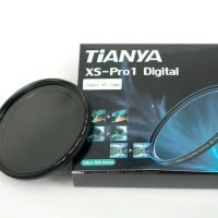 TIANYA Variable ND Filter ND 2-ND8 72mm