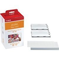 Canon RP-108 High-Capacity Color Ink and Paper Set for SELPHY CP910 Printer
