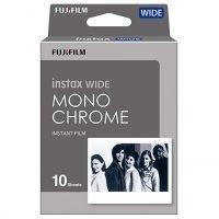 FUJIFILM INSTAX Wide Monochrome Instant Film 10 Exposures
