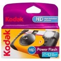 Kodak Power Flash HD Disposable Camera 39 Exposures
