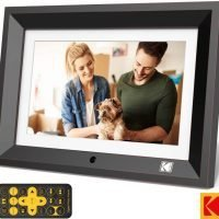"Kodak 10"" Digital Photo Frame Black"