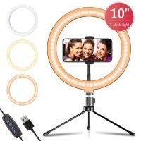 Apexel Selfie Ring Light