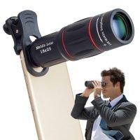 Apexel 18x Optical Telephoto Lens for Smartphones
