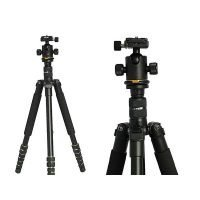 BEIKE Q-475 Professional Camera Tripod and Ballhead with Monopod