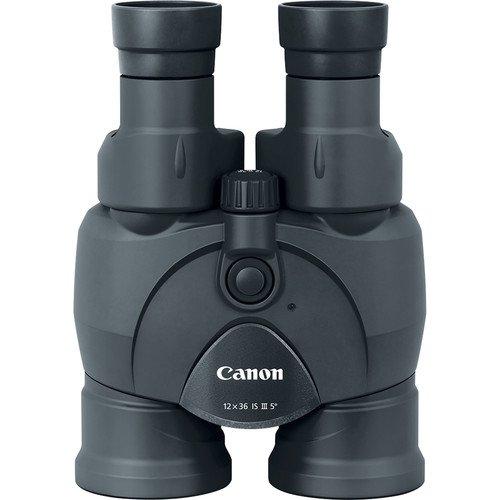 Canon 12x36 IS III Image Stabilized Binoculars