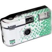Ilford HP5 Plus B&W Single-Use Film Camera