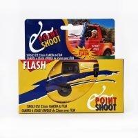 Pocket Shot Single Use Camera With Flash