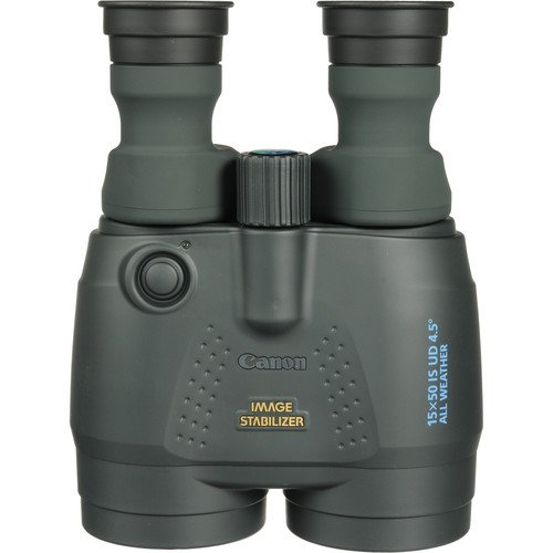 Canon 15x50 IS All-Weather Image Stabilized Binoculars