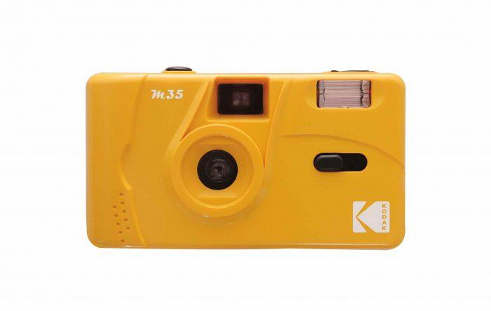 KODAK M35 Film Camera YELLOW