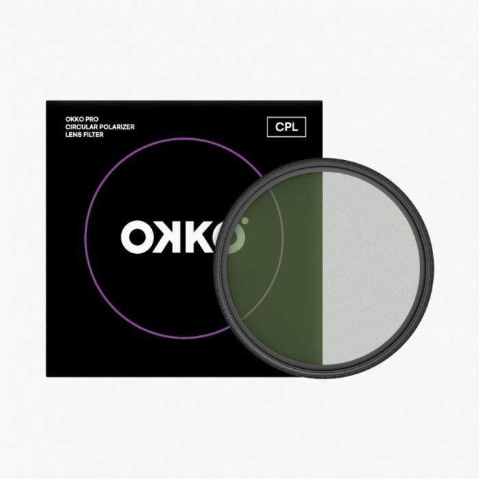 OKKO PRO Circular Polarizer Filters