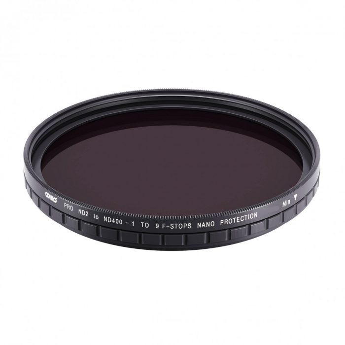 Variable Neutral Density Filters 1