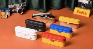 version of the Kodak Film Case
