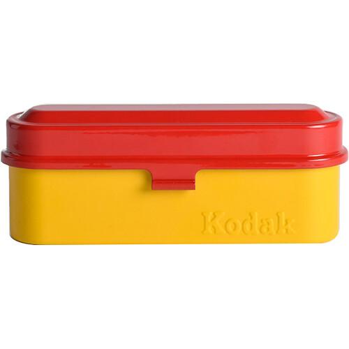 Kodak Steel 35mm Metal Film Case