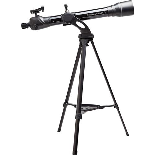 KonusNova-70 70mm f11 Alt-Az Refractor Telescope